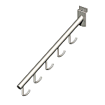 Bag Hook Waterfall Bracket